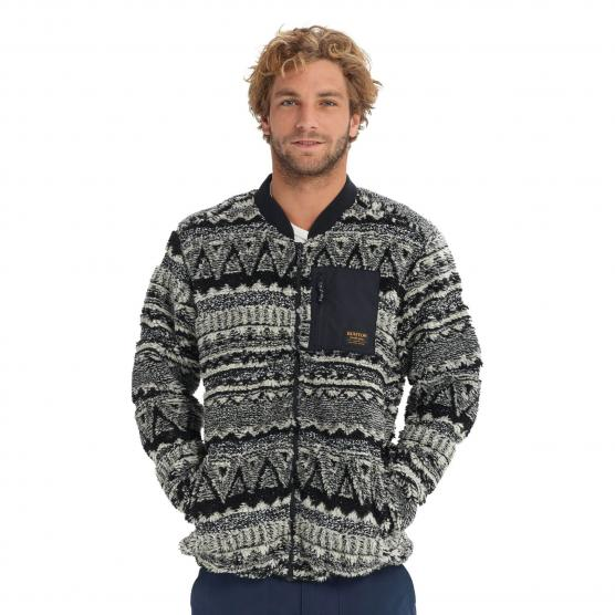 BURTON PREMIUM GROVE FULL-ZIP