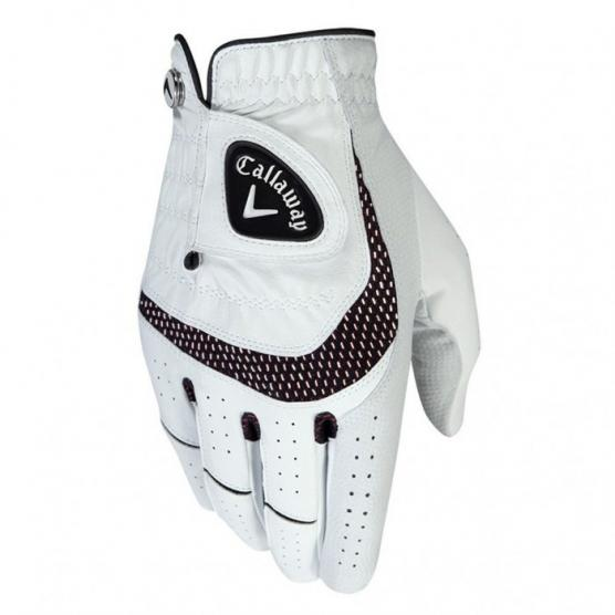 CALLAWAY SYNTETIC 19 MRH WHT RIGHT HAND