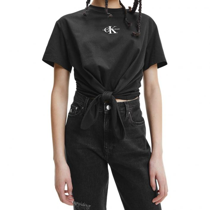 CALVIN KLEIN JEANS KNOTTED TEE