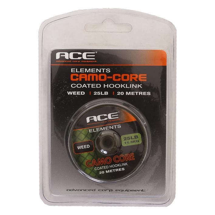 ACE CAMO CORE WEED 25LB 20MT