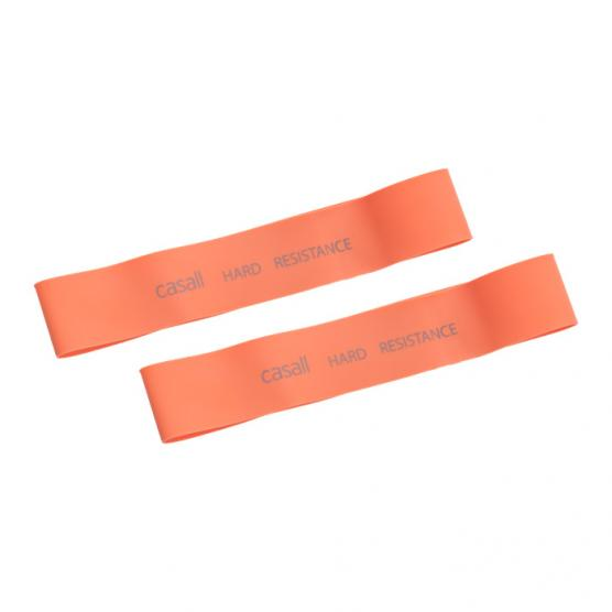 CASALL RUBBER BAND HARD 2PCS