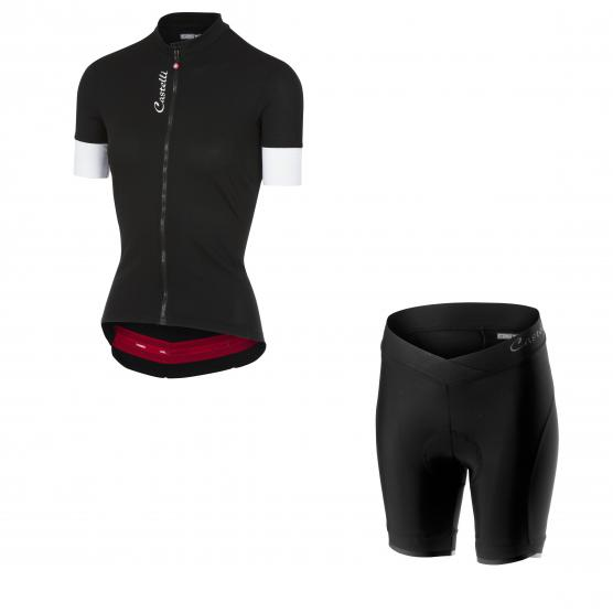 CASTELLI Anima 2 Jersey + Vista Short