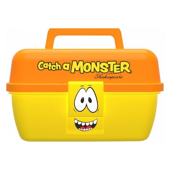 CATCH A MONSTER YELLOW PLAY BOX