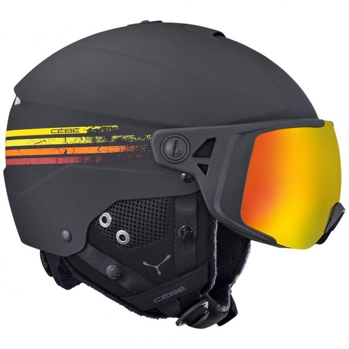 CEBE' ELEMENT VISOR RACING LINE + BONUS LENS