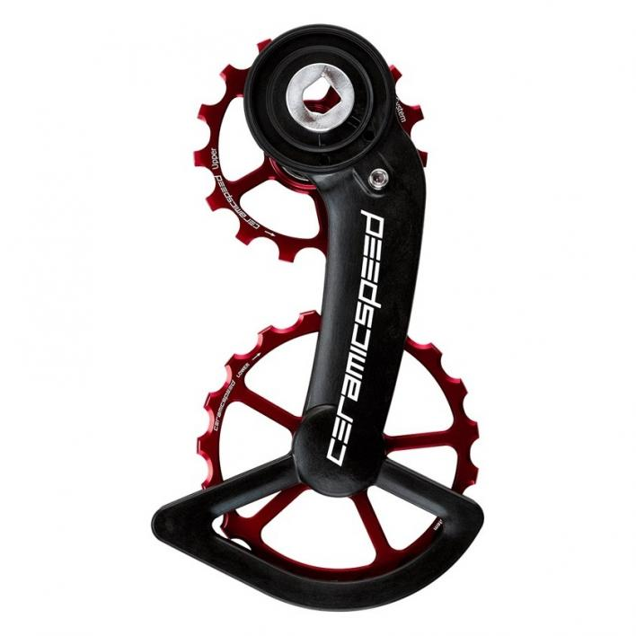 CERAMICSPEED RED/FORCE AXS GEAR CAGE