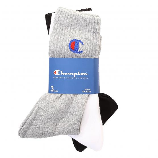 CHAMPION A-CALZA MEDIA 3PP SOCKS AUTH.