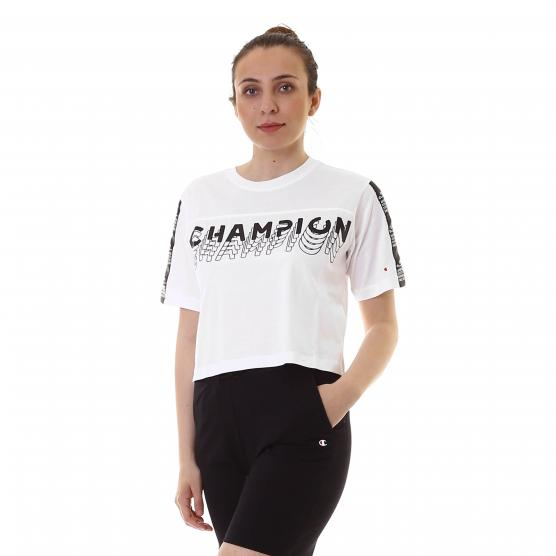 CHAMPION CREWNECK CROPTOP