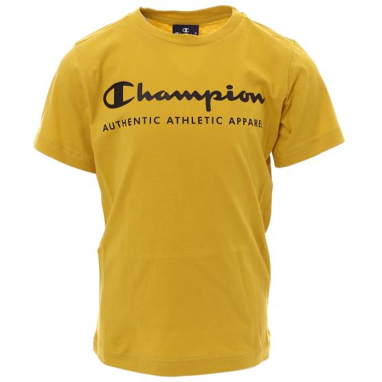 CHAMPION CREWNECK T-SHIRT YS072