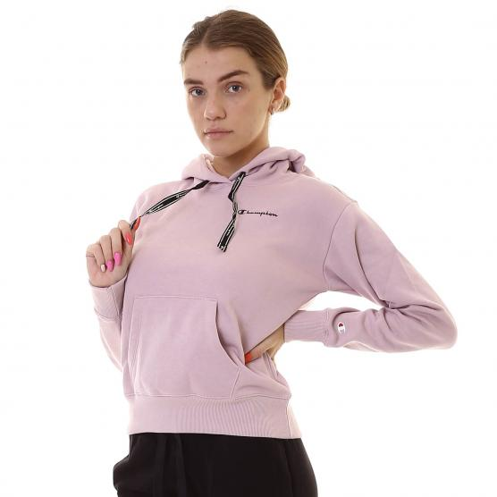CHAMPION HOODED CROP TOP