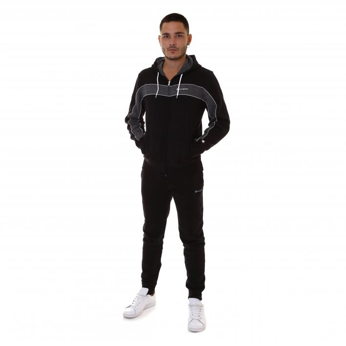 CHAMPION HOODED FULL ZIP SUIT