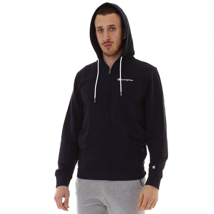 CHAMPION HOODED FULLZIP SWEATSHIRT