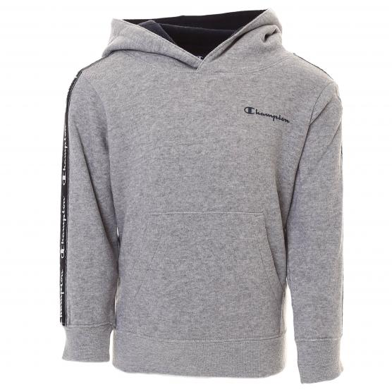 CHAMPION HOODED SWEATSHIRT EM006