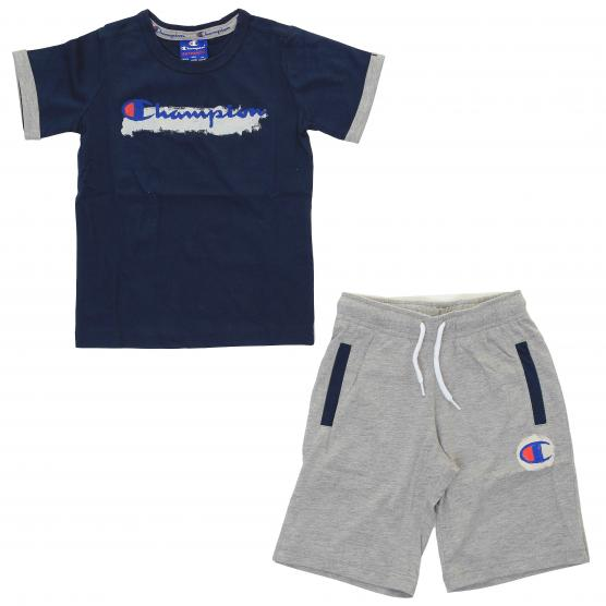 CHAMPION K-COMPLETO  AUTH. COTT.JERSEY BS503