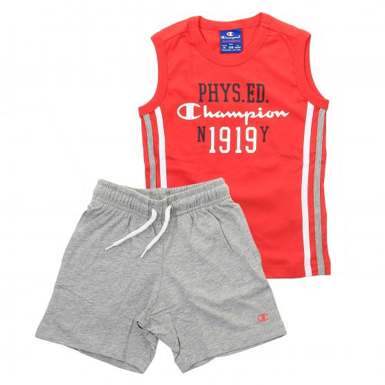 CHAMPION K-COMPLETO  AUTH. COTT.JERSEY RS017