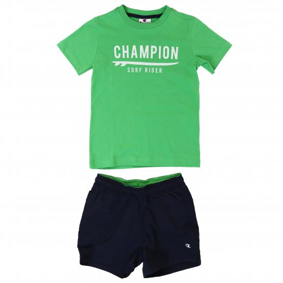 CHAMPION K-COMPLETO BACK TO THE BEACH
