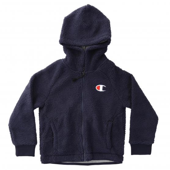 CHAMPION K-HOODED FULL ZIP TOP