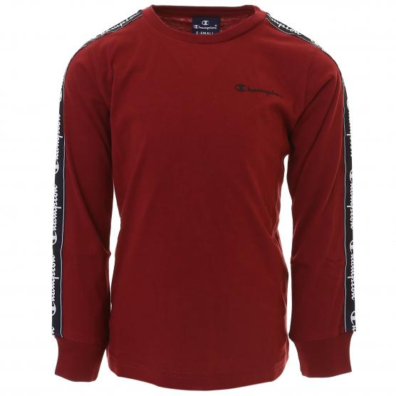 CHAMPION LONG SLEEVE T-SHIRT RS505