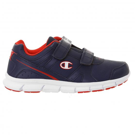 CHAMPION LOW CUT SHOE COMBO PU B GS