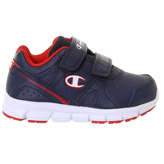 CHAMPION LOW CUT SHOE COMBO PU B TD BS529