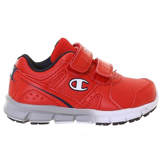 CHAMPION LOW CUT SHOE COMBO PU B TD RS001