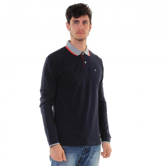 Champion m-polo stretch Pique, Bianco