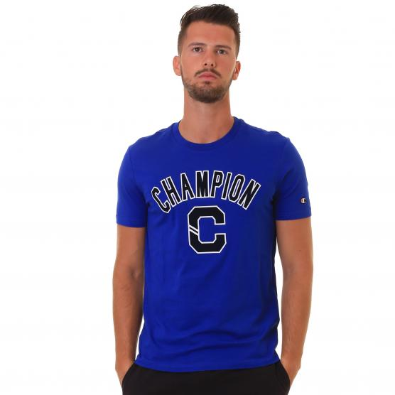 CHAMPION M-T-SHIRT AUTH. CONT. GRAPHICS