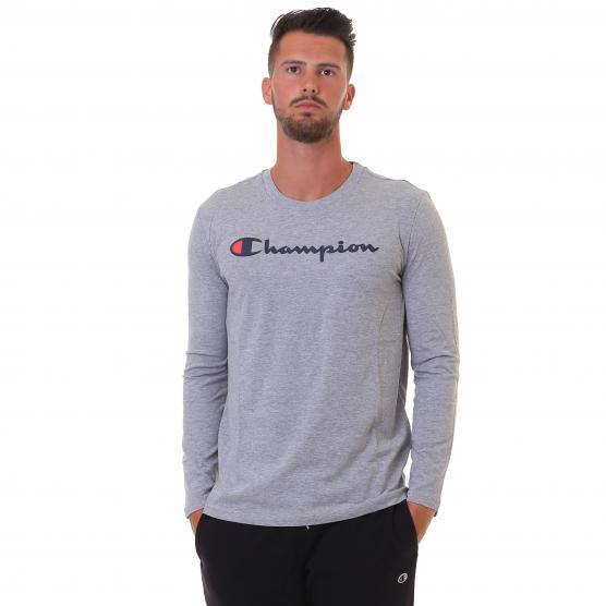 CHAMPION M-T-SHIRT M/L AUTH. INSTITUTIO
