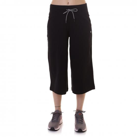 CHAMPION W-BAGGY PANT 3/4  AUTH. STRETC