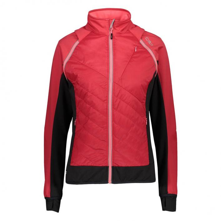 CMP JACKET WITH DETACHABLE SLEEVES LIGHT SOFTSHELL