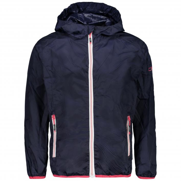 CMP KID G RAIN FIX HOOD JACKET