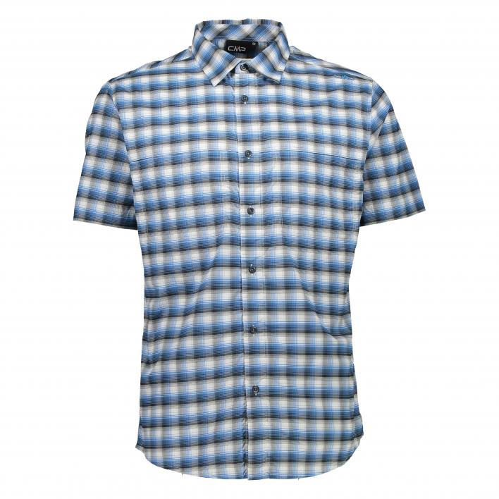 CMP SHIRT POLYESTER STRETCH