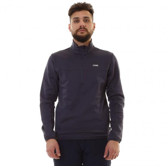 COLMAR HALF ZIP STRETCH FLEECE MONVISO