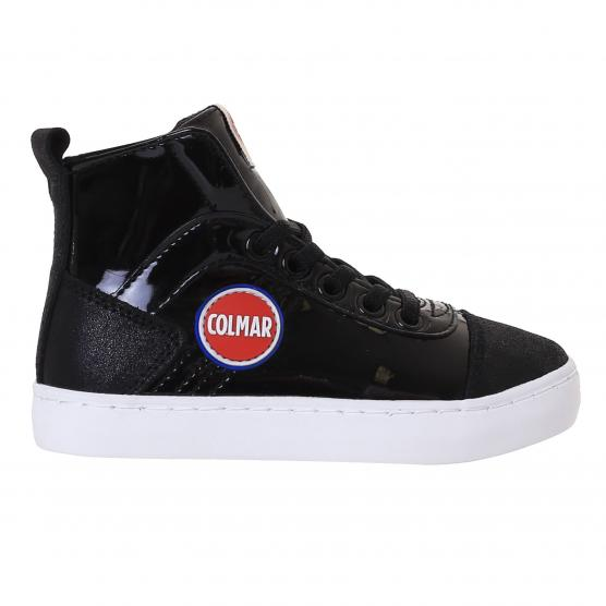COLMAR ORIGINALS DURDEN LAQUER KID Y45 BLACK