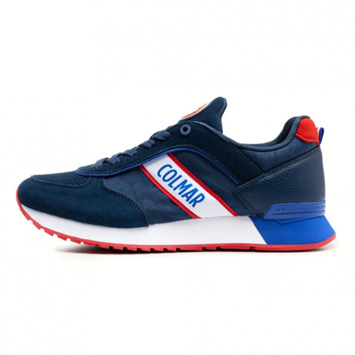 COLMAR ORIGINALS TRAVIS RUNNER 032 NAVY CLM