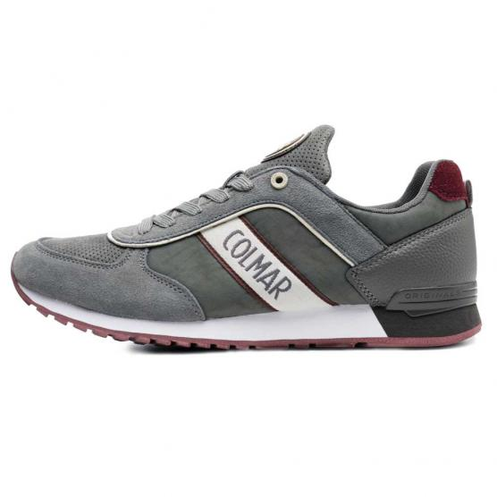 COLMAR ORIGINALS TRAVIS RUNNER 039 GRAY