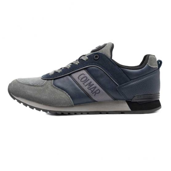 COLMAR ORIGINALS TRAVIS RUNNER 040 NAVY-GRAY
