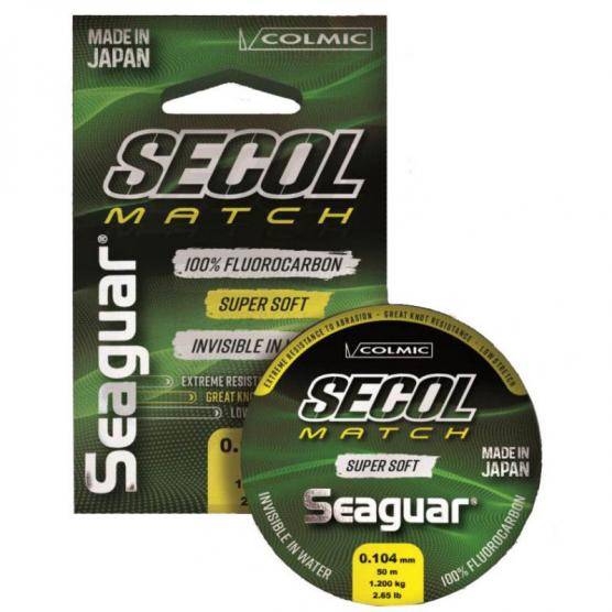 COLMIC SEGUAR SECOL MATCH 50 MT 0,165 MM
