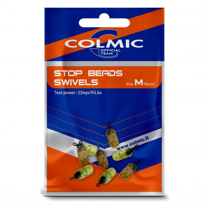 COLMIC STOP BEADS DREHRING GR M