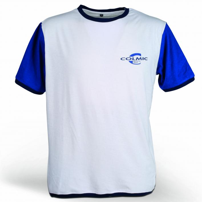 COLMIC T-SHIRT COLMIC WHITE