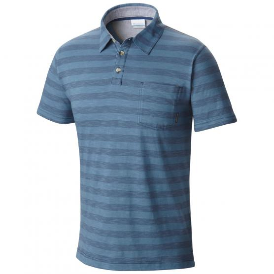COLUMBIA LOOKOUT POINT POLO