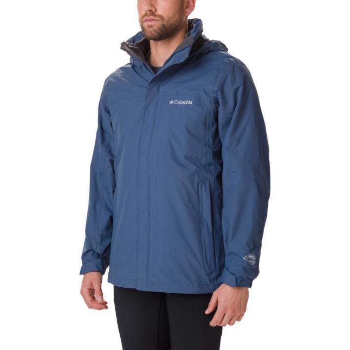 COLUMBIA MISSION AIR INTERCHANGE JACKET