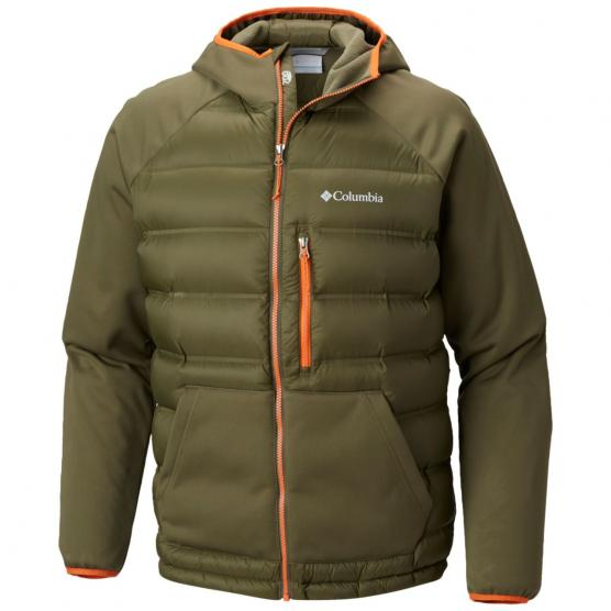 COLUMBIA RAMBLE DOWN HYBRID JKT