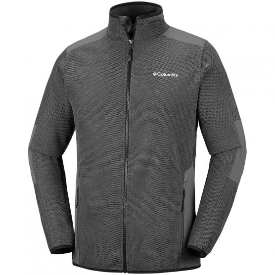 COLUMBIA TOUGH KICHER FULL ZIP FLEECE