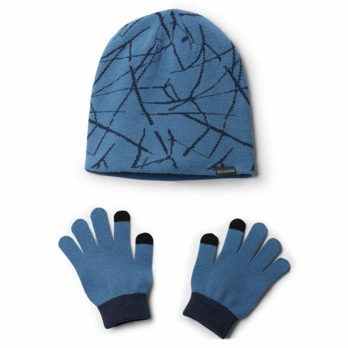 COLUMBIA YOUTH HAT AND GLOVE II