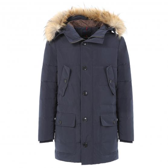 CONTE OF FLORENCE NEW HARRIMAN TRAP PARKA UOMO 00130