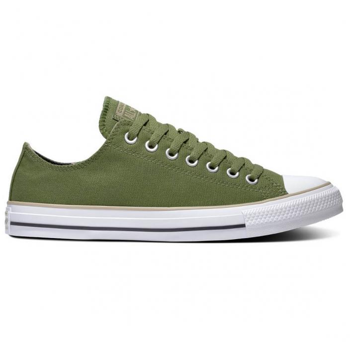 CONVERSE  ALL STAR CANVAS OX CYPRESS GREEN/KHAKI