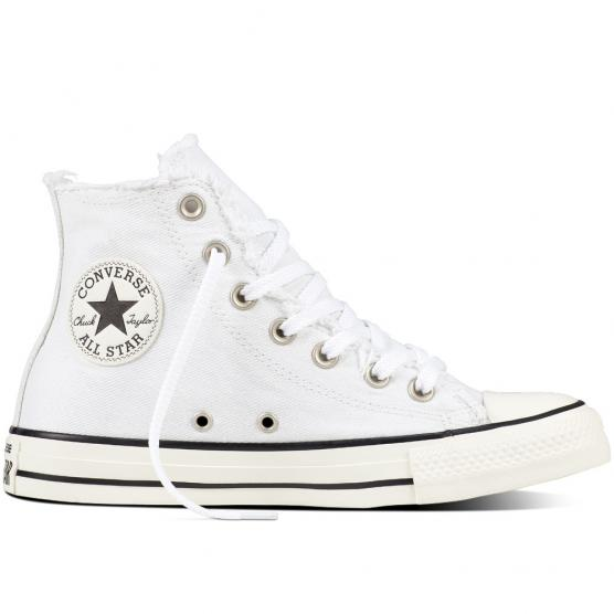 CONVERSE ALL STAR CTS HI DENIM WHITE/MARSHMALLOW