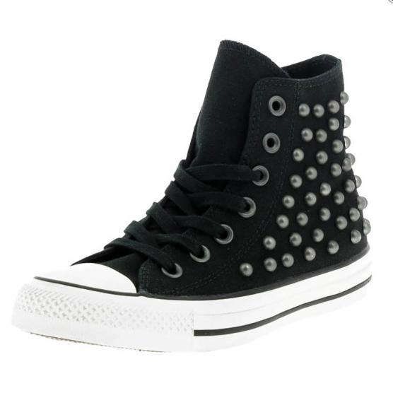 CONVERSE ALL STAR CTS HI STUDS BLACK/WHITE/BLACK