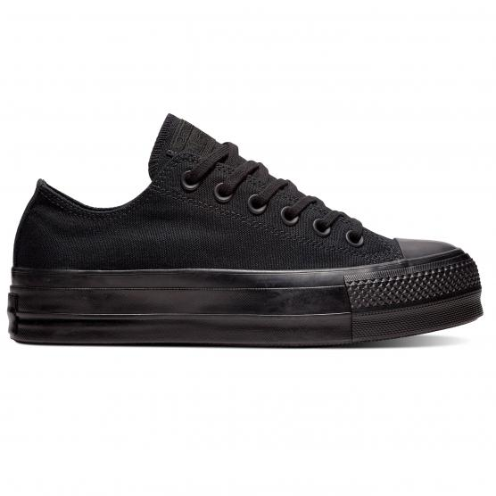 CONVERSE ALL STAR CTS OX LIFT BLACK/BLACK