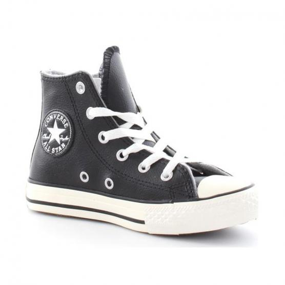 CONVERSE ALL STAR HI LEATHER/WOOL